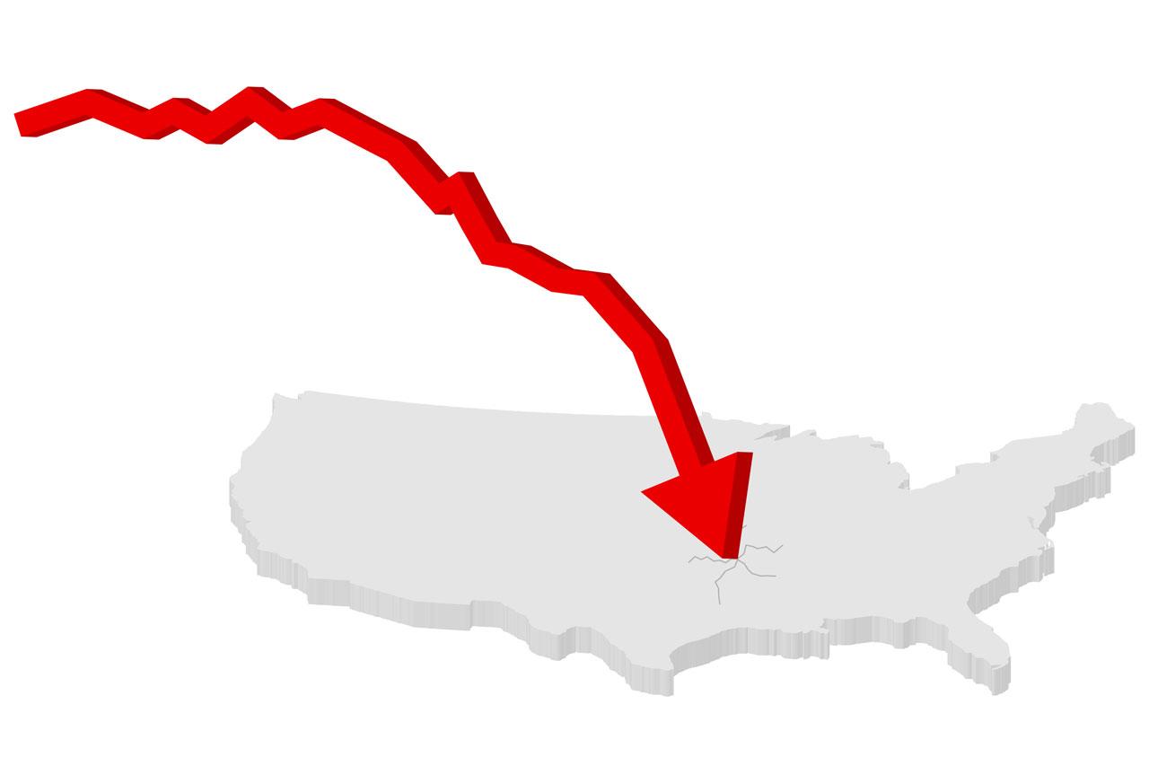 US Downturn